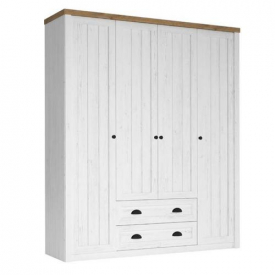 Белый шкаф Prowansja S4D