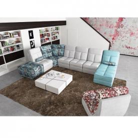 Модульный диван и кресло Lotus