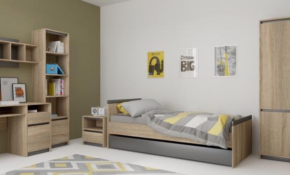 Кровать MADAGASKAR 90