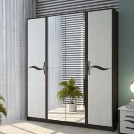 Зеркальный шкаф Валенсия 4Д