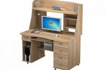 Столы компьютерные: максимум функциональности.