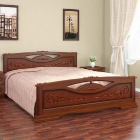 Кровать Елена 2 орех