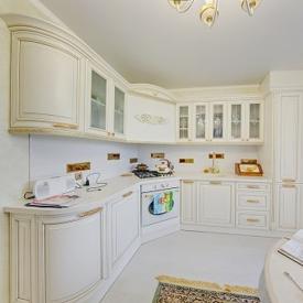 Кухня по индивидуальным размерам Luxury