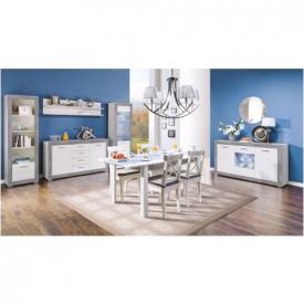 Светлая мебель в столовую Twin