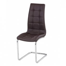 Кожаный стул Wiggle
