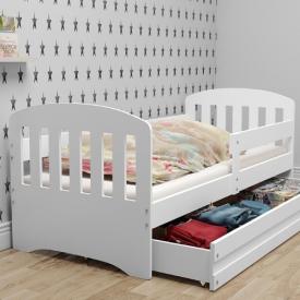 Деревянная кровать Сlassic в детскую