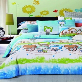 Детское постельное бельё ЕТ-005