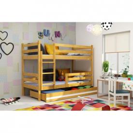 Двухэтажная кровать Eryk Adler