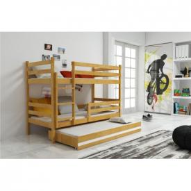Деревянная двухэтажная кровать Eryk Adler