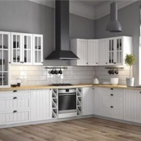 Белая кухня Prowansja