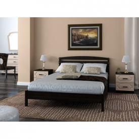 Кровать КАМЕЛИЯ 1 (венге)