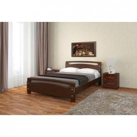 Кровать КАМЕЛИЯ 2 (дуб)