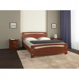 Кровать КАМЕЛИЯ 2 (вишня)