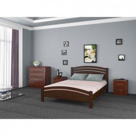 Кровать КАМЕЛИЯ 3 (дуб)