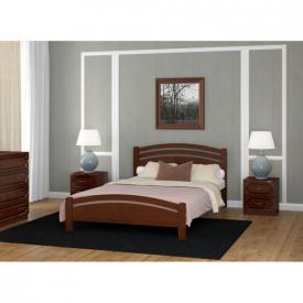 Кровать КАМЕЛИЯ 3 (орех)