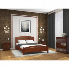 Кровать КАМЕЛИЯ 3 (вишня)