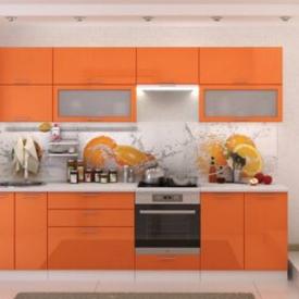 Большая кухня Ксения 6