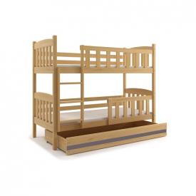 Двухэтажная кровать Kubus Pine