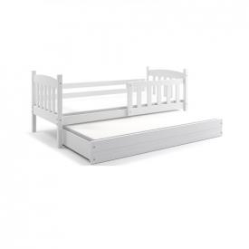 Двойная кровать Kubus White