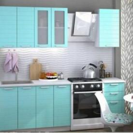 Голубая кухня Линда 5
