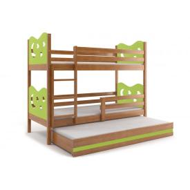 Трехъярусная кровать Max Adler