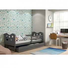 Подростковая кровать Max Graphite