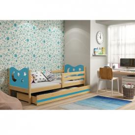 Детская деревянная кровать Max Pine