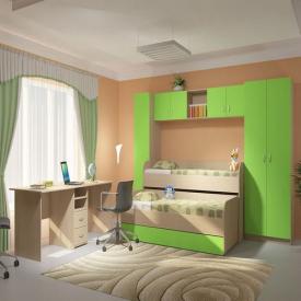 Детский гарнитур Мийя 2 (Зеленый)