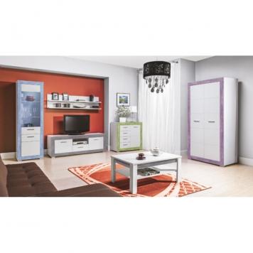Мебель - модульная система TWIN цветная
