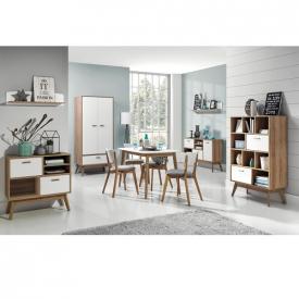 Необычная мебель в столовую Nordic