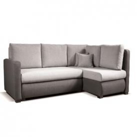 Светло серый диван Parma II