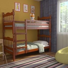 Двухэтажная кровать для детей Соня