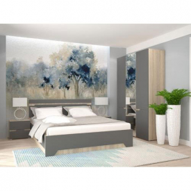 Спальня АНТАЛИЯ Графит