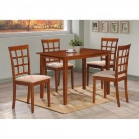 Стол + 4 стула NEW DELHI