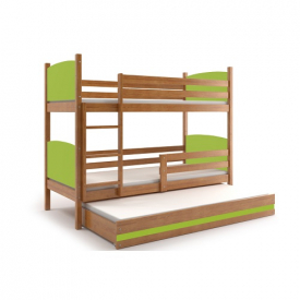 Кровать двухъярусная деревянная Tami Adler