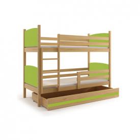 Разборная двухъярусная кровать Tami Graphite