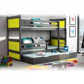 Трехъярусная кровать Rico 3