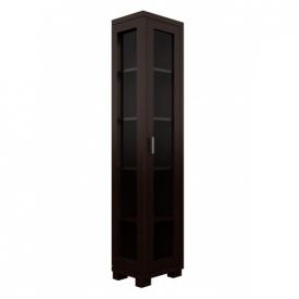 Угловой шкаф для книг Vero N31