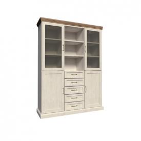 Шкаф для посуды Royal W2D
