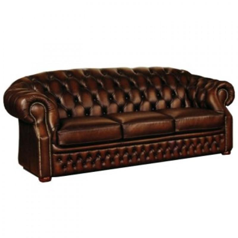 Кожаный диван San Remo