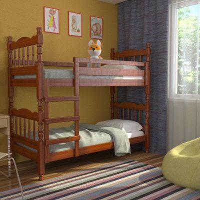 Двухэтажная кровать для детей в Калининграде