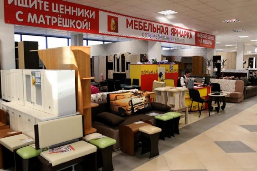 Мебельная Ярмарка в Калининграде